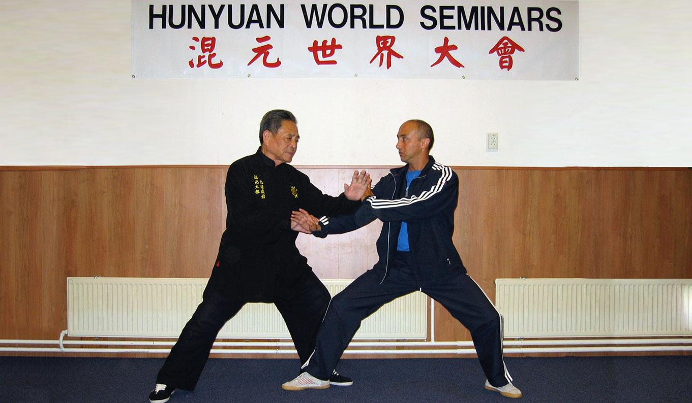 Tui Shu Mit Grossmeister Feng Zhi Qiang